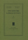 Incontri linguistici_cover