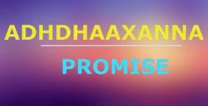 adhdhaaxanna